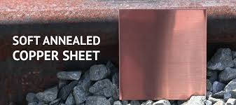 new soft annealed copper sheet online metals blogonline metals blog