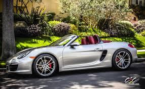 Porsche Boxster S - porsche boxster s
