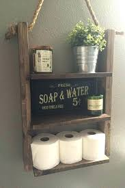 Decorate Bathroom Shelves Rustic Bathroom Shelves Like This Item Rustic Bathroom Towel