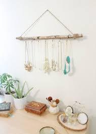 Wood Branches Home Decor 13 Best Sieraden Ophangen Images On Pinterest Driftwood Home