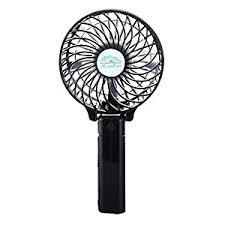 le de bureau à pile bestfire portatif mini ventilateur à piles ventilateur de