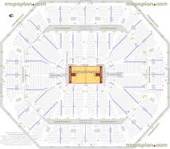 oracle arena seating map my blog