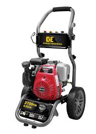 amazon com be pressure be275ha gas powered pressure washer gc160