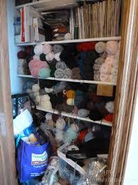 Closet Craft Room - craft room reorganization 2014 a simple homestead