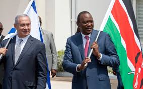 Flag Of Kenya Israeli Pm Africa Has No Better Friend Than Israel Naples Herald