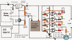 in this post we discuss a simple 6v solar battery charger circuit