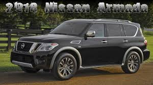 nissan armada 2017 price new 2018 nissan armada full size suv usa specs and prices review