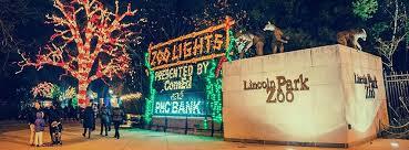 brookfield zoo winter lights brookfield vs lincoln park a zoo lights comparison urbanmatter