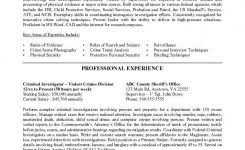Sample Resume For Usajobs by Overview To Manufacturing Accounting With Chart Of Accounts