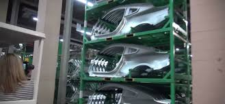 ford mustang assembly plant tour ford mustang factory tour offers you a glimpse on how the 2015