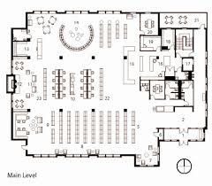 Home Plans With Elevators Floor Plan U0026 New Library U2014 Williamsburg Public Library