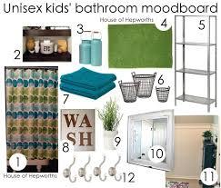 Unisex Bathroom Ideas Unisex Bathroom Moodboard Gender Neutral Great For Boys And