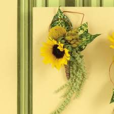 sunflower corsage corsages boutonnieres flower delivery allentown pa michael