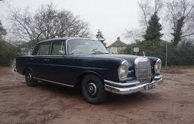 mercedes 220s u0027fintail u0027 1964 south western vehicle auctions ltd