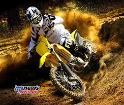 action motocross 2017 suzuki rm zs break cover mcnews com au