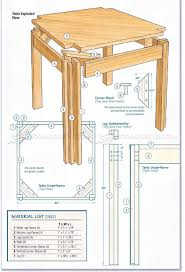 kitchen furniture plans kitchen table and bench plans woodarchivist