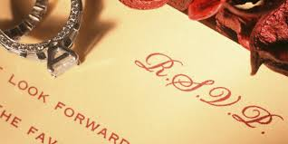 wedding invitation etiquette dos and don u0027ts huffpost