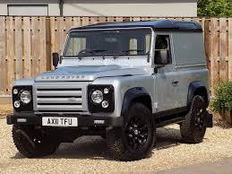 land rover silver used silver land rover defender for sale wiltshire