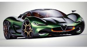 bugatti concept gangloff the alfa romeo furia supercar concept pays homage to history