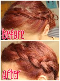 How To Braid Extensions Into Your Hair by How To Get A Thick Bohemian Braid Even If You Have Thin Hair