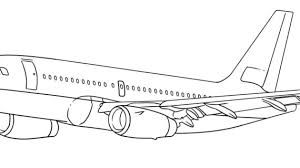 aeroplane drawing step by step draw a plane real easy youtube