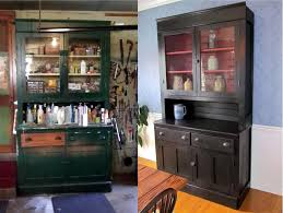 Chalk Paint Colors For Furniture by Black Chalk Painted Hutch Painted Furniture Pinterest Chalk