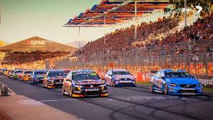 volvo race car volvo polestar racing takes spectacular podium in v8 supercars