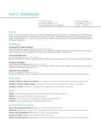 Perfect Resume Layout Pca Resume Free Excel Templates