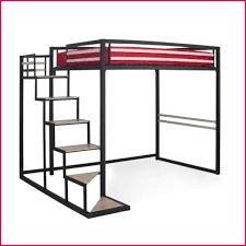 lit mezzanine canapé fabuleux lit mezzanine 140x200 accessoires 250599 lit idées