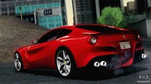 Ferrari F12 Drift - ferrari f12 berlinetta 2013 para gta san andreas