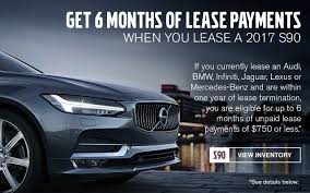 lexus leasing payment volvo cars walnut creek new specials new volvo dealership in