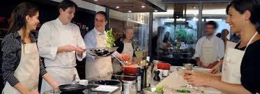 cours de cuisine en l ecole alain ducasse