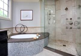 Building A Shower Bench Bathroom Remodeling Idea Integrated Bathtub And Shower Bench