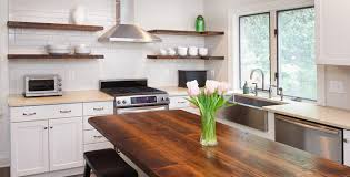 Kitchen Island Made From Reclaimed Wood An Albemarle Couple Keeps The Best Of The Pastc Ville Weekly