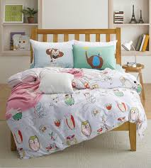 owl bedding for girls owl double bed quilt cover the quilting ideas
