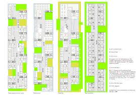 Floor Plan O2 by Ciudad De La Justicia Mec Architects