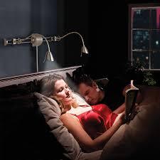 bedroom reading lights solar design