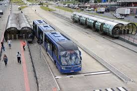 list of bus rapid transit systems wikipedia