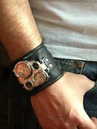 mens wrist bracelet pathfinder 2steunk