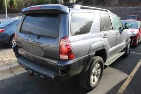 4runner toyota 2005 2005 used toyota 4runner 4dr limited v6 automatic at east
