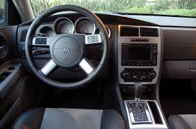 Dodge Magnum Interior Parts In The Autoblog Garage 2007 Dodge Magnum Srt8 Is Bad To The Bone