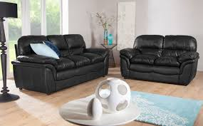 boring with black leather sofa give it a new look u2013 plain black