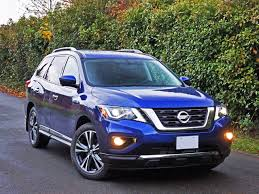 nissan pathfinder reviews 2017 2017 nissan pathfinder platinum 4x4 road test review carcostcanada
