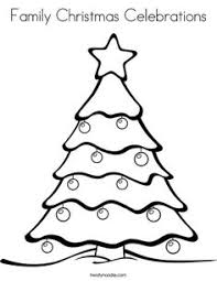 ornament christmas tree coloring page christmas ideas