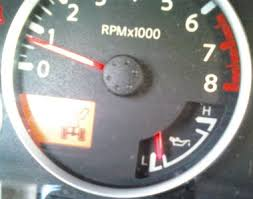 nissan altima engine oil pressure warning light frontier low oil pressure at idle when warm fix rear timing cover
