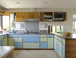 modern walnut kitchen regaling bamboo kitchen cabinets luxurious accent pictures home