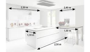 dimension ilot cuisine plan central cuisine ilot plan ilot central cuisine dimension 2 en