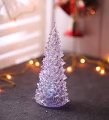 acrylic led tree 7 inches baazkart
