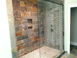 bathroom wall tile design rustic shower tile addnow co