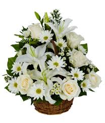 thinking of you flowers thinking of you basket at from you flowers